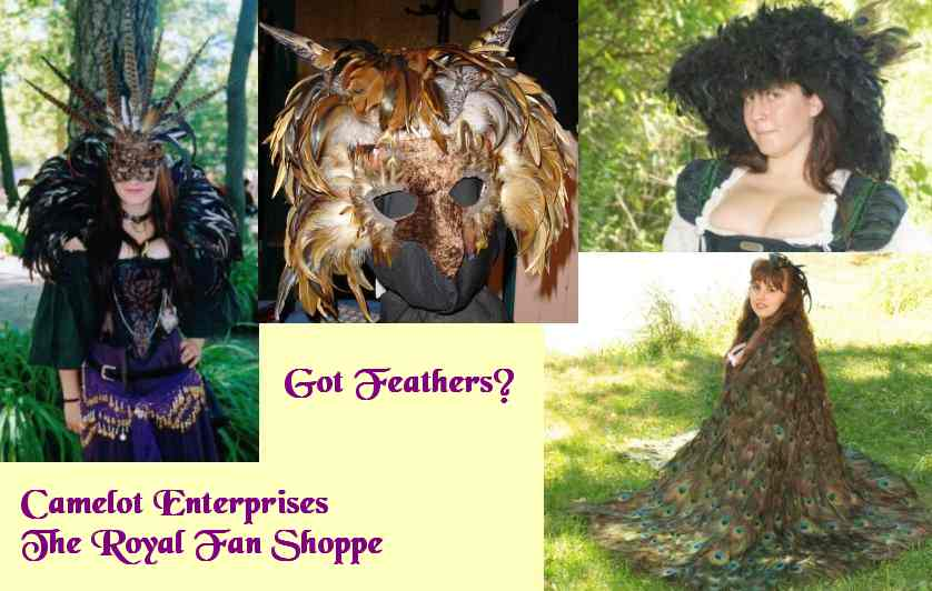 Camelot Enterprises-The Royal Fan Shoppe